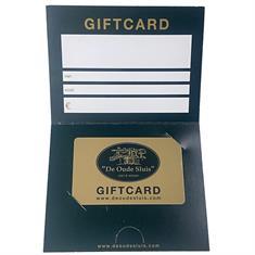 De Oude Giftcard een cadeau dat altijd past