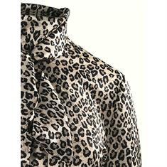 La Dress donyale print animal