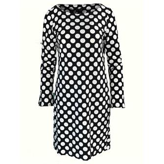 La Dress jessie black off white