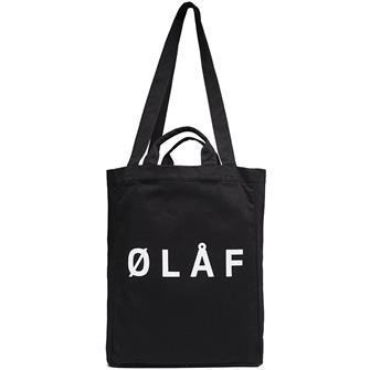 Olaf Olaf tote bag BLACK