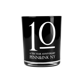 Penn & Ink Candle BLACK