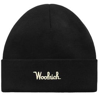 Woolrich Cotton wool beanie hat 100