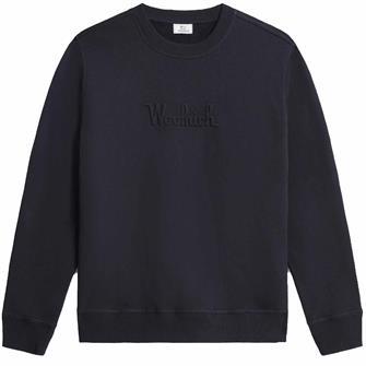 Woolrich Luxury fleece crewneck 3989