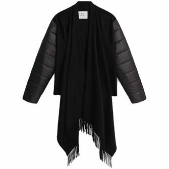 Woolrich Mix media cape wwac 0113 100