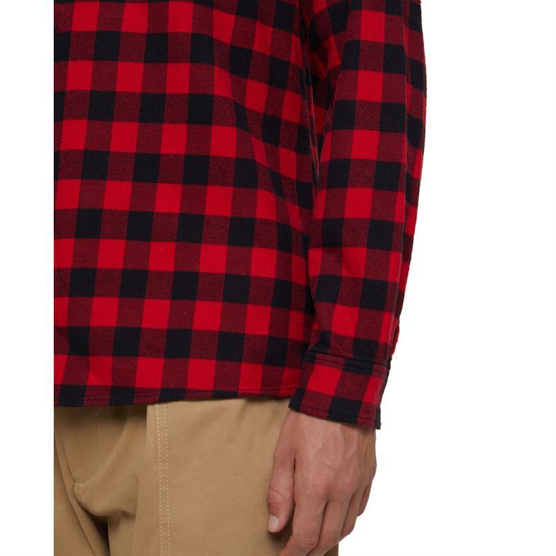 WOOLRICH Wocam0706 classic flannel 5321