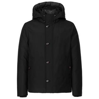 WOOLRICH wocps2940 south bay jacket blk