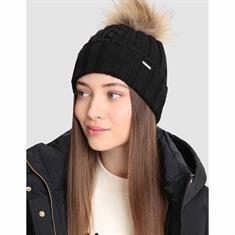 Woolrich Wool ragoon pompon hat wacc02 100
