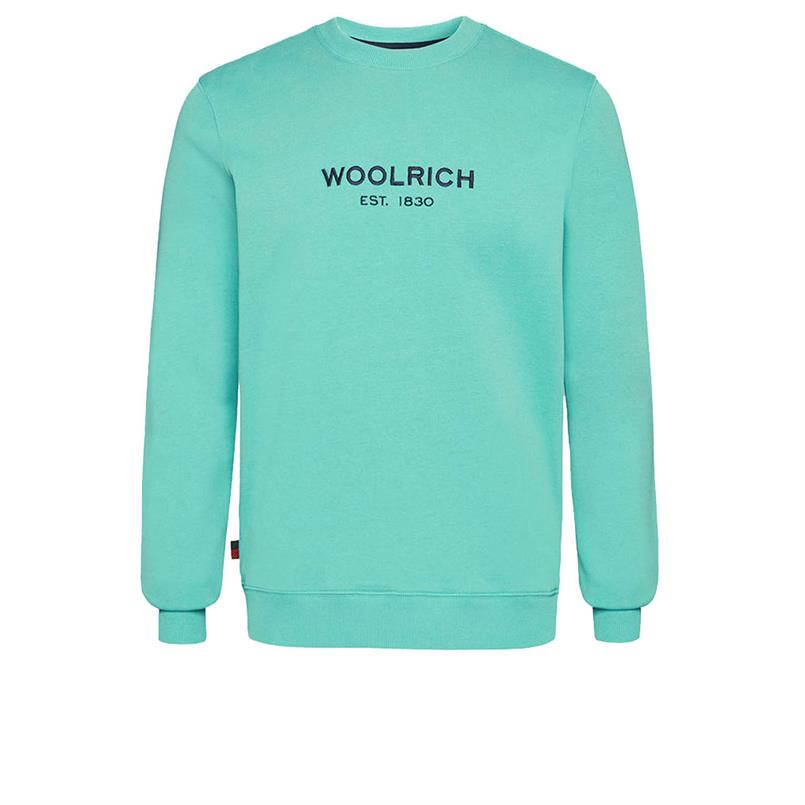 Woolrich Wosw0048 luxury light crew nec 6352