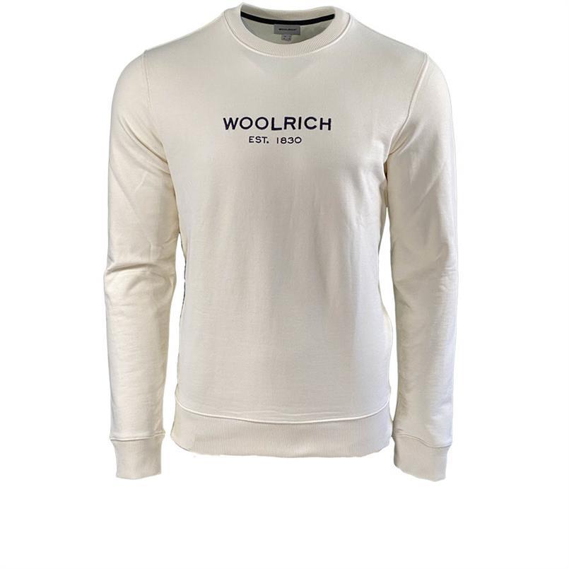 WOOLRICH Wosw0048 luxury light crew nec 8929