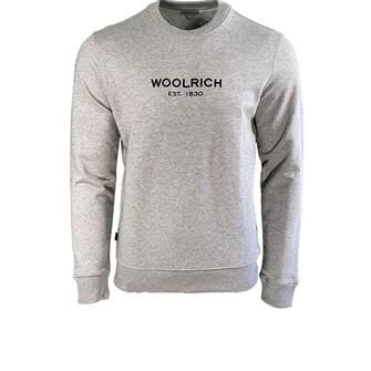 WOOLRICH wosw0048 luxury light crew nek 103