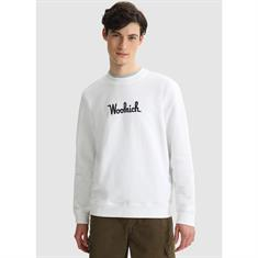 Woolrich Wosw0090 crew essential BRIGHT WH 8041