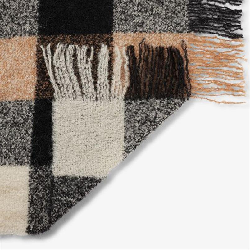 WOOLRICH Wwac0087 boucle scarf 2131