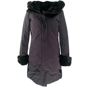 Woolrich Wwou0320 luxury boulder coat 100